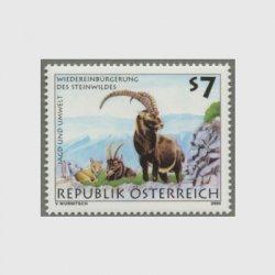 オーストリア 2000年狩猟と環境
