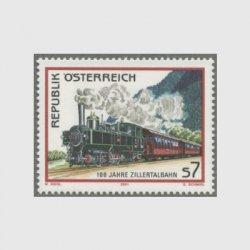 オーストリア 2001年ツィラタール鉄道