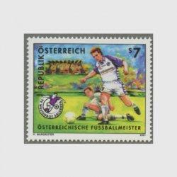 オーストリア 2001年サッカー選手権優勝