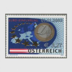 オーストリア 2002年ユーロ導入
