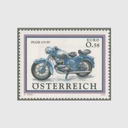オーストリア 2002年オートバイ