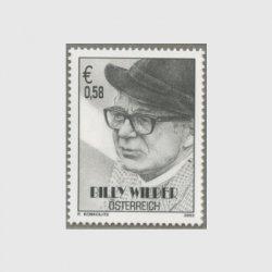 オーストリア 2003年映画監督ワイルダー死去1年