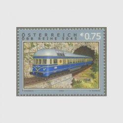 オーストリア 2003年鉄道