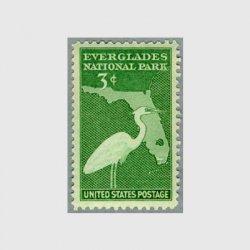 アメリカ 1947年エバグレース国立公園
