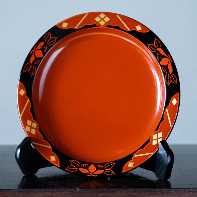 翁皿(21cm)