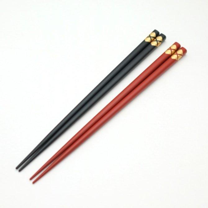 塗箸(黒/朱/めおと)