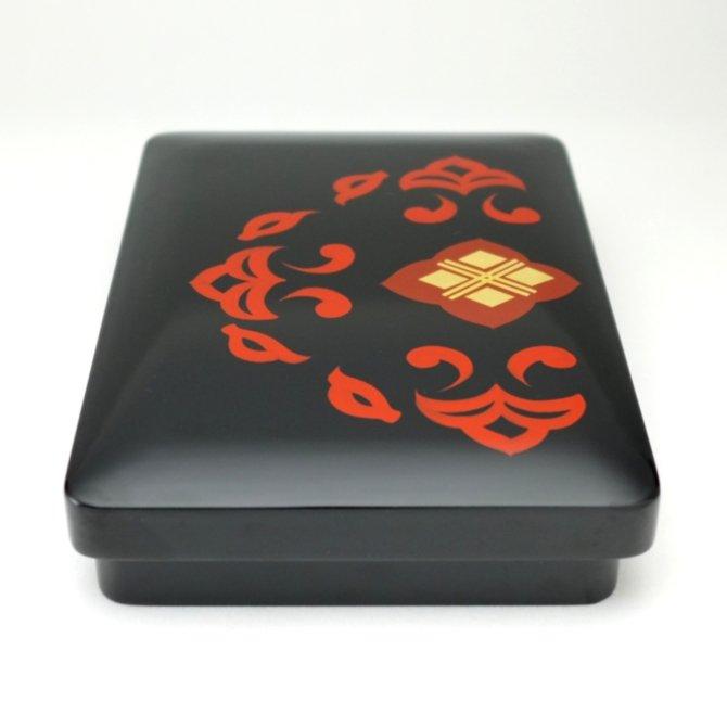 硯箱(16.5cm・宝相華)