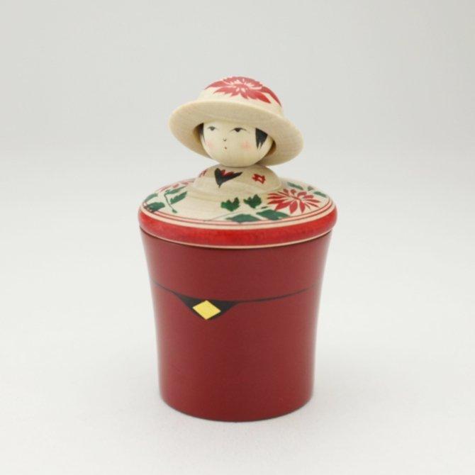 玉小箱 麦わら帽子