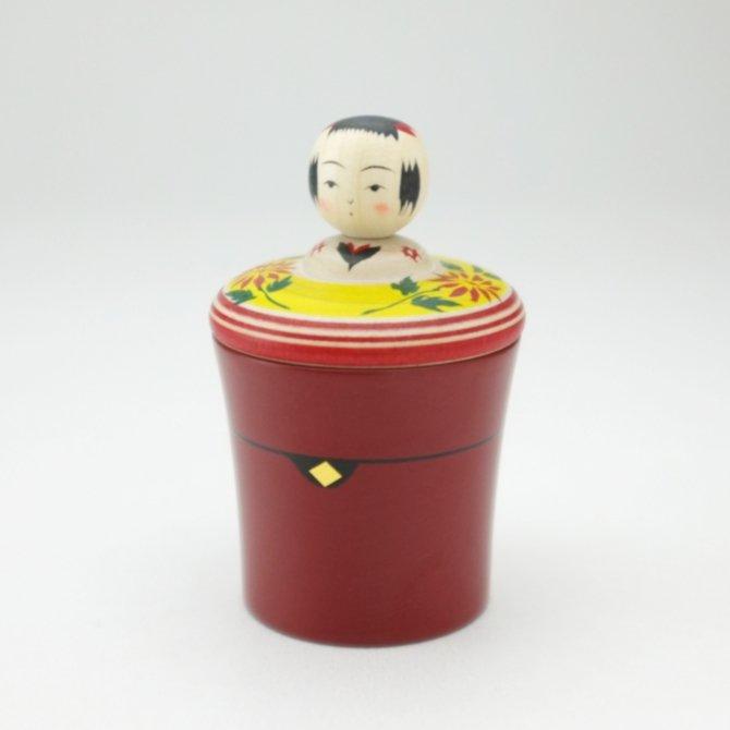 玉小箱 こけし