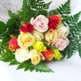 贈り物に12本のばらの花束ダズンローズ・一部地域は送料無料
