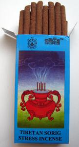 TIBETAN SORIG STRESS INCENSE