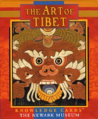 Art of Tibet Knowledge Cards