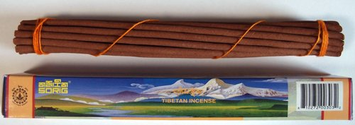 SORIG TIBETAN INCENSE(1束)