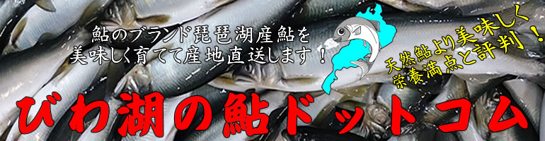美味しい鮎のお取り寄せ通販サイト びわ湖の鮎ドットコム