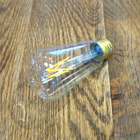 エジソンランプ型LED電球