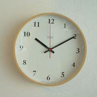 Plywood clock NT