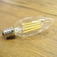 シャンデリア球型LED電球