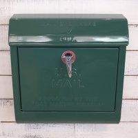 Mail Box グリーン