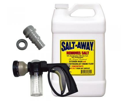 SALT-AWAY ソルトアウェイ  ボート洗い塩害対策パッケージSA-SHDX2