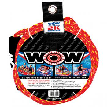 WOW TOW ROPE(ワオ トーイングロープ)■1~2人用