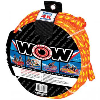 WOW TOW ROPE(ワオ トーイングロープ)■3人~4人用■