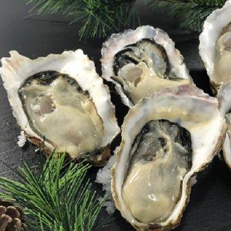 【マルえもん L】厚岸産本養殖牡蠣マルえもん(L×10個)