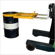フォークリフト用ドラム缶運搬金具