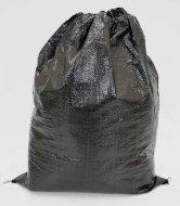 土のう袋 UV 黒 48×62cm 1セット(200枚入) 耐候性約5年 土嚢袋 厚手 災害対策用 UV剤配合 紫外線対策 KIKAIYA【 送料無料 】