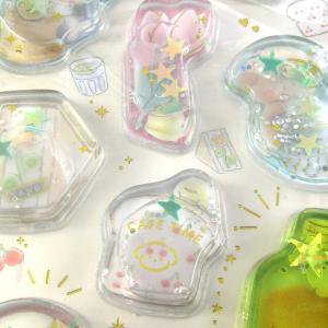 Weekend STICKER dried flower