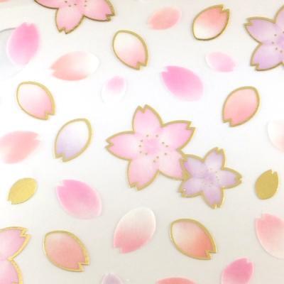 Sakura Seal 花びら桜