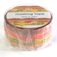 マスキングテープ ーダイカットー サンドイッチ