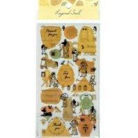 フーディーズシリーズ・マスキングテープ 野菜とフルーツ