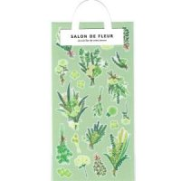 SALON DE FLEUR green