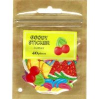 GOODY STICKER gummy