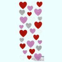 グリッターシール HEART