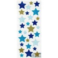 グリッターシール STAR