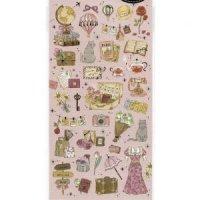 スーパーマインドステッカー たのしい定番お菓子