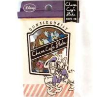 Chara Cafe Flake DONALD & DAISY