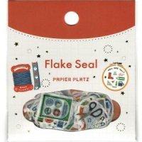Designer's Flake seal Sewing