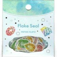 Designer's Flake seal ジュエリー