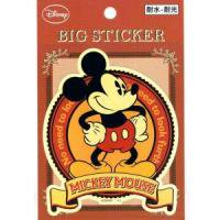 【耐水・耐光】BIG STICKER ミッキー