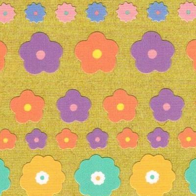 ペーパーシール お花