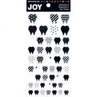 JOYシリーズシール パターン 歯