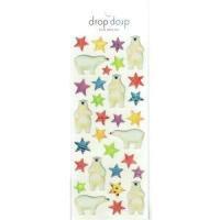 drop drop Starry bear