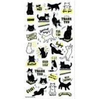 マインドウェイブシール Lightly cats