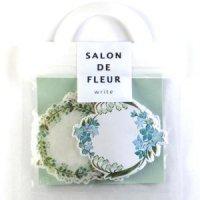 SALON DE FLEUR write mint