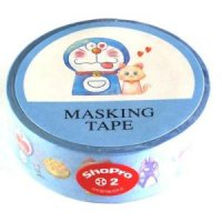 キャラクターマスキングテープ ドラえもん/ブルー