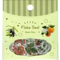 Designer's Flake seal herb