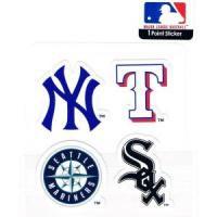 1ポイントステッカー MLB