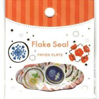 Designer's Flake seal 北欧<img class='new_mark_img2' src='https://img.shop-pro.jp/img/new/icons12.gif' style='border:none;display:inline;margin:0px;padding:0px;width:auto;' />